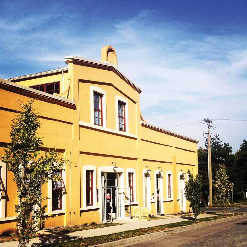 Main Street Brewing Company Exterior