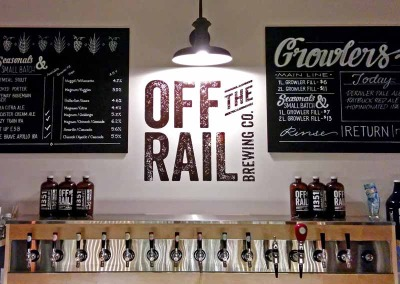 Off the Rail Brewing Company