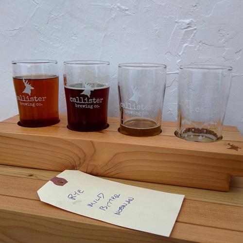 flight of callister beer