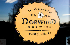 Dogwood Brewing Sign