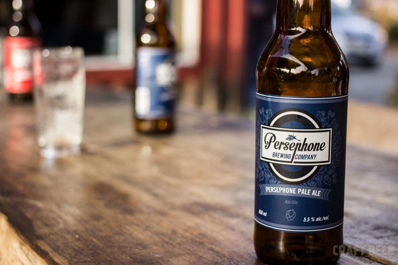 Persephone Brewing Bottle
