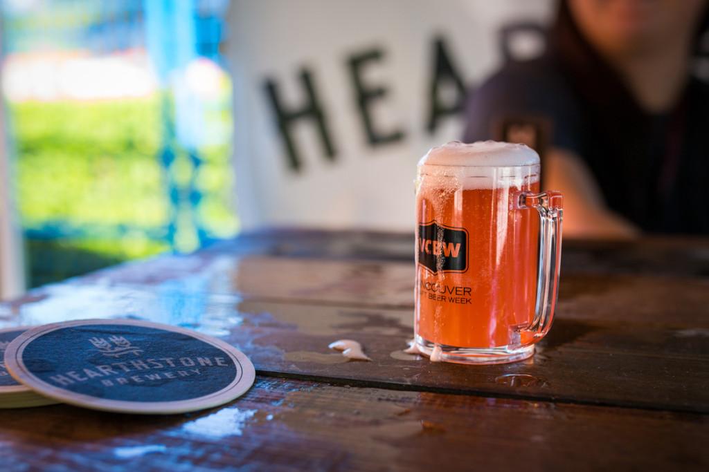 Vancouver Craft Beer Week Beer