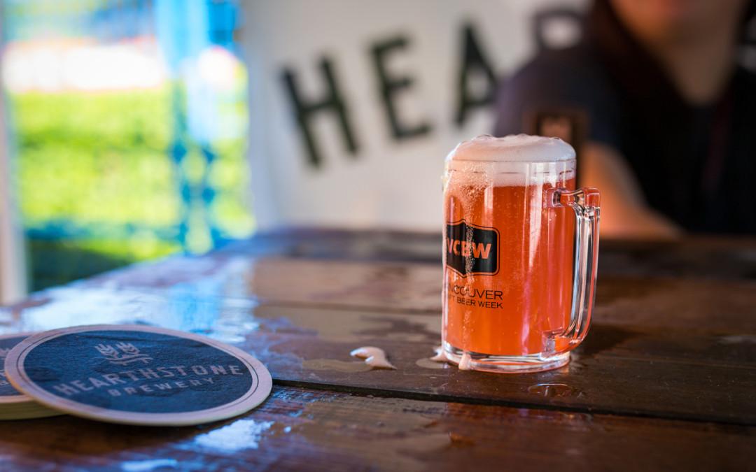 Vancouver Craft Beer Week 2016