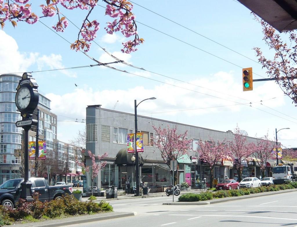 Mount Pleasant Vancouver British Columbia