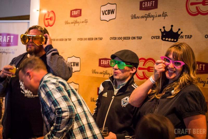 VCBW 2016 - Opening Night photo booth