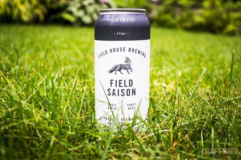 Fieldhouse Brewing Field Saison