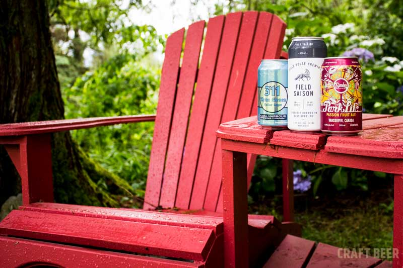 Three beers to take on your next camping trip