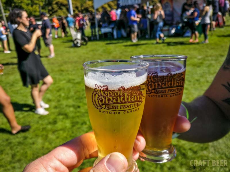 Great Canadian Beer Festival 2016