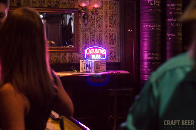 Lagunitas Neon Sign