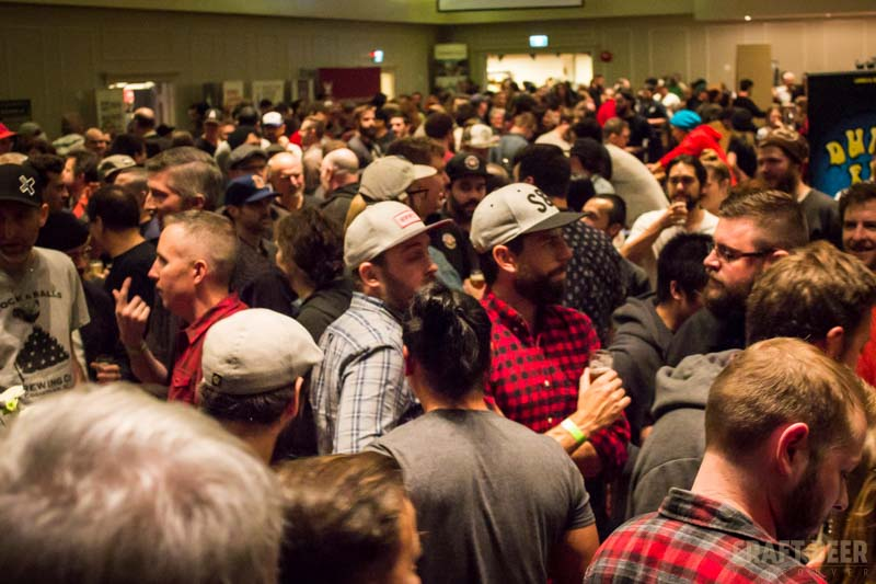 BC Beer Awards 2016 Crowd