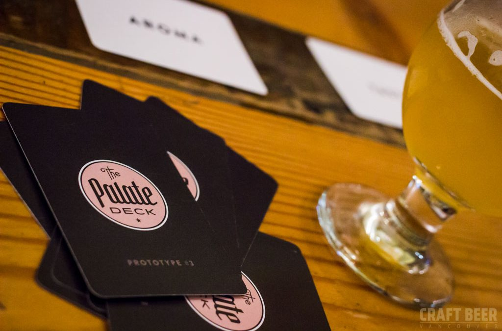 Playing the Palate Deck