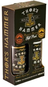 Craft Beer Gift Ideas Central City Brewing Thors Hammer