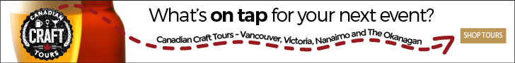 Canadian Craft Tours Banner