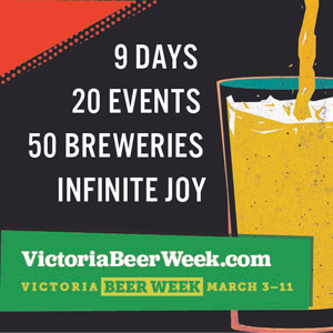 Attend Victoria Beer Week
