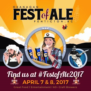 Fest of Ale 2017 April 7th and 8th