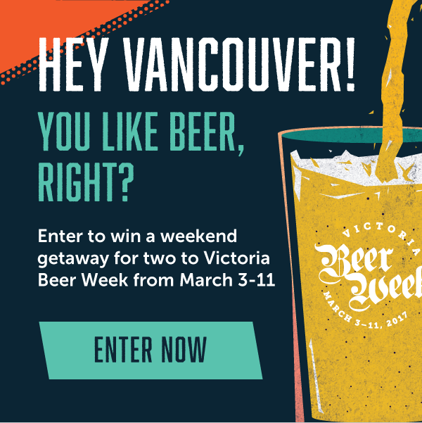 Victoria Beer Week Contest