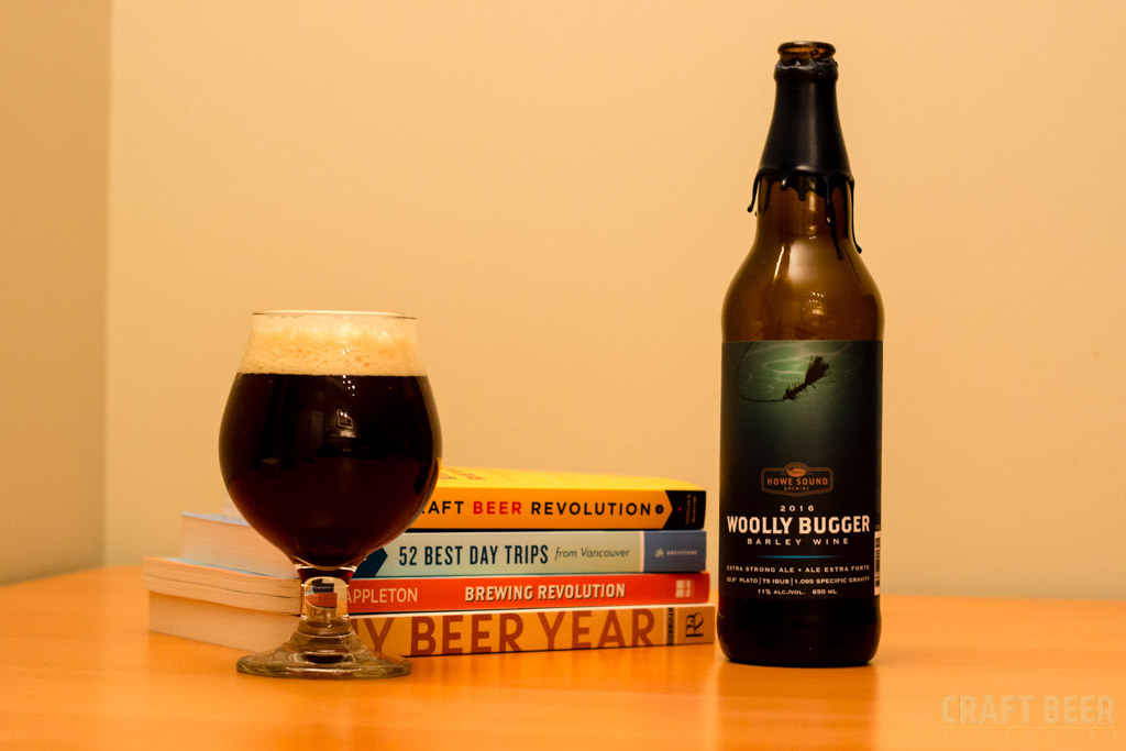 Try This Beer Howe Sound Brewing Co Wooly Bugger 2016