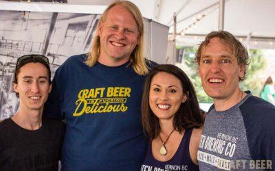 The 2017 Okanagan Fest of Ale