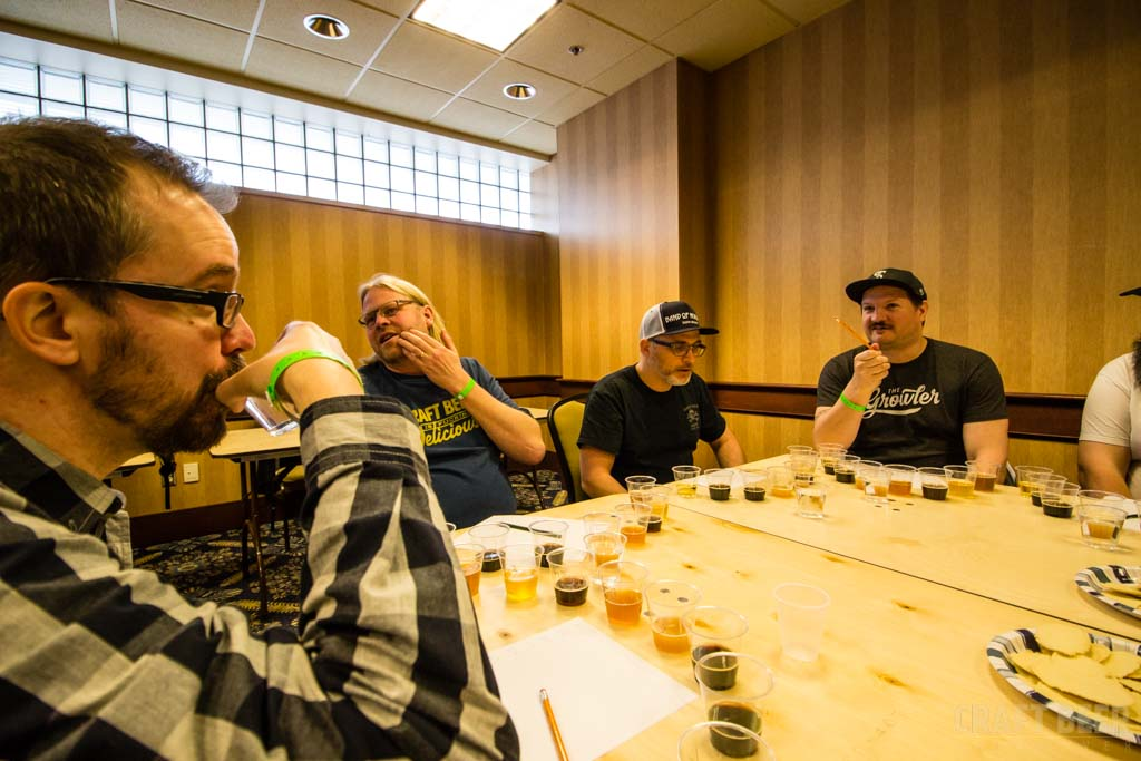 Okanagan Fest of Ale 2017 Judging Best in Show