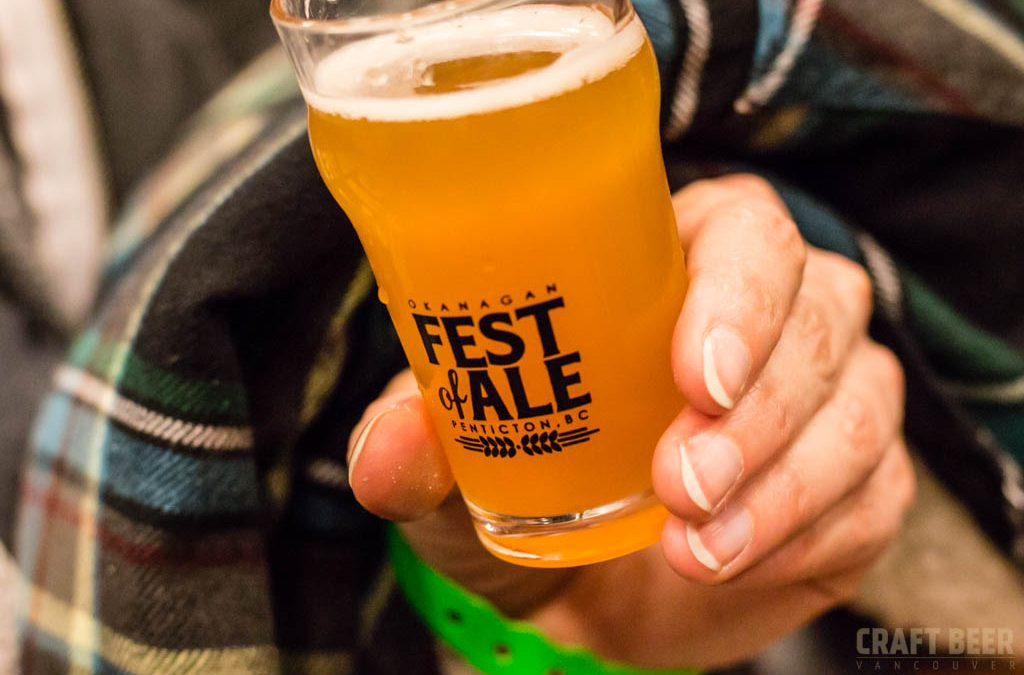 Okanagan Fest of Ale 2017 in Photos