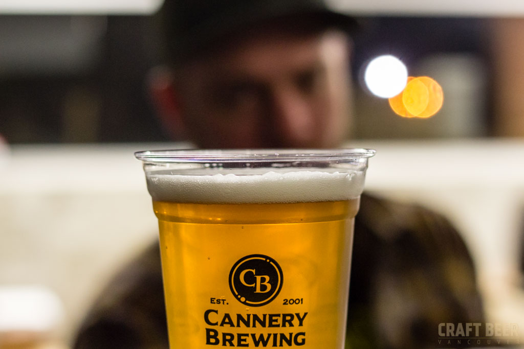 Okanagan Fest of Ale 2017 Cannery Brewing Solo Cup