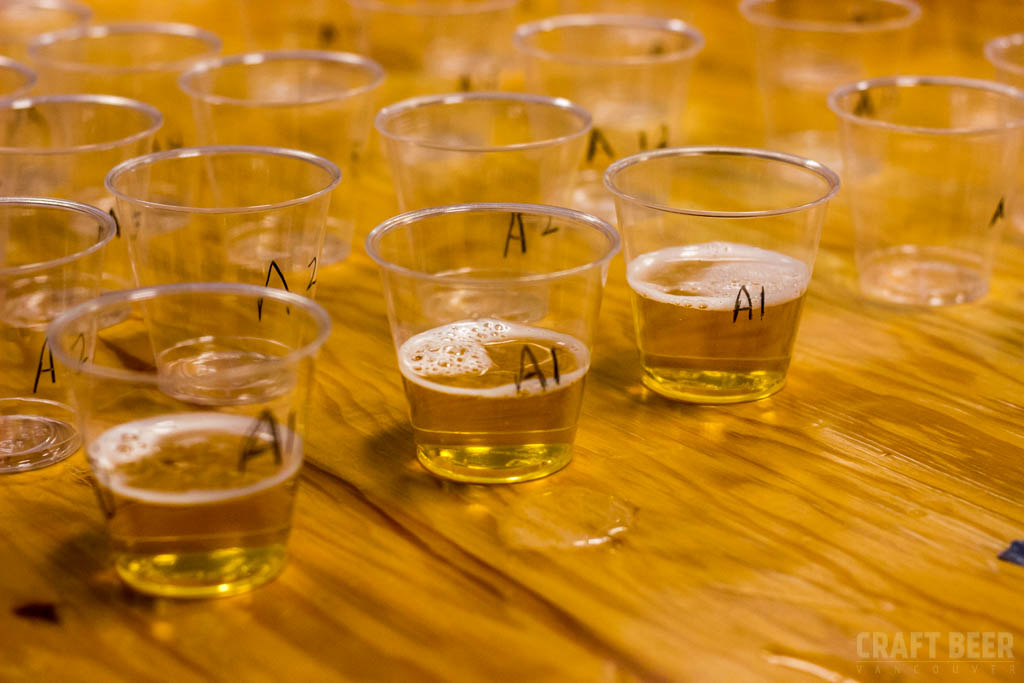 Okanagan Fest of Ale 2017 Judging Glasses