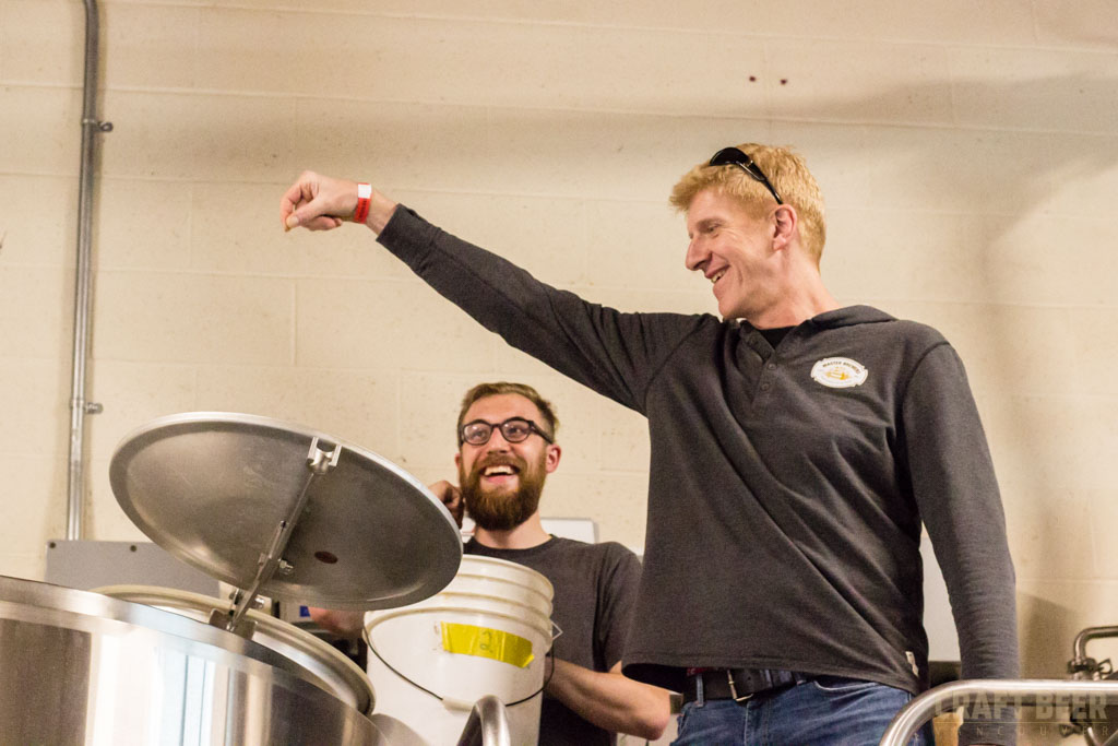 Vancouver Craft Beer Week 2017 Collaboration Brew Gary Lohin