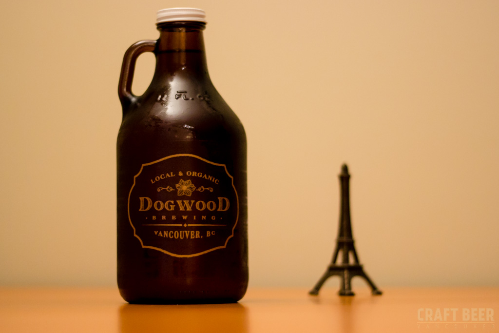 Try This Beer Dogwood Brewing Barrel Aged Wit Growler