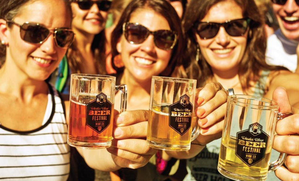 Whistler Village Beer Festival Announcement