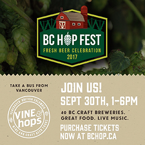 Hop Fest 2017 Square Advertisement