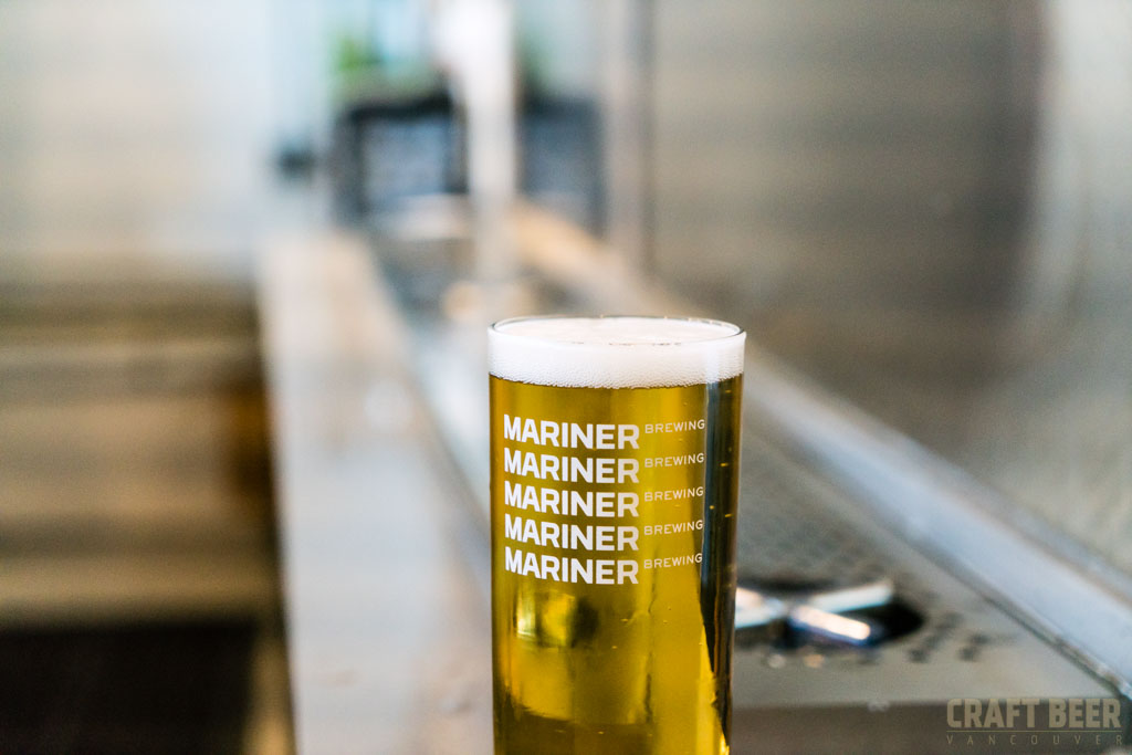 Mariner Brewing Fresh Pint