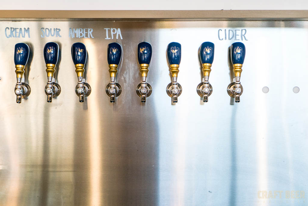 Mariner Brewing Tap Handles