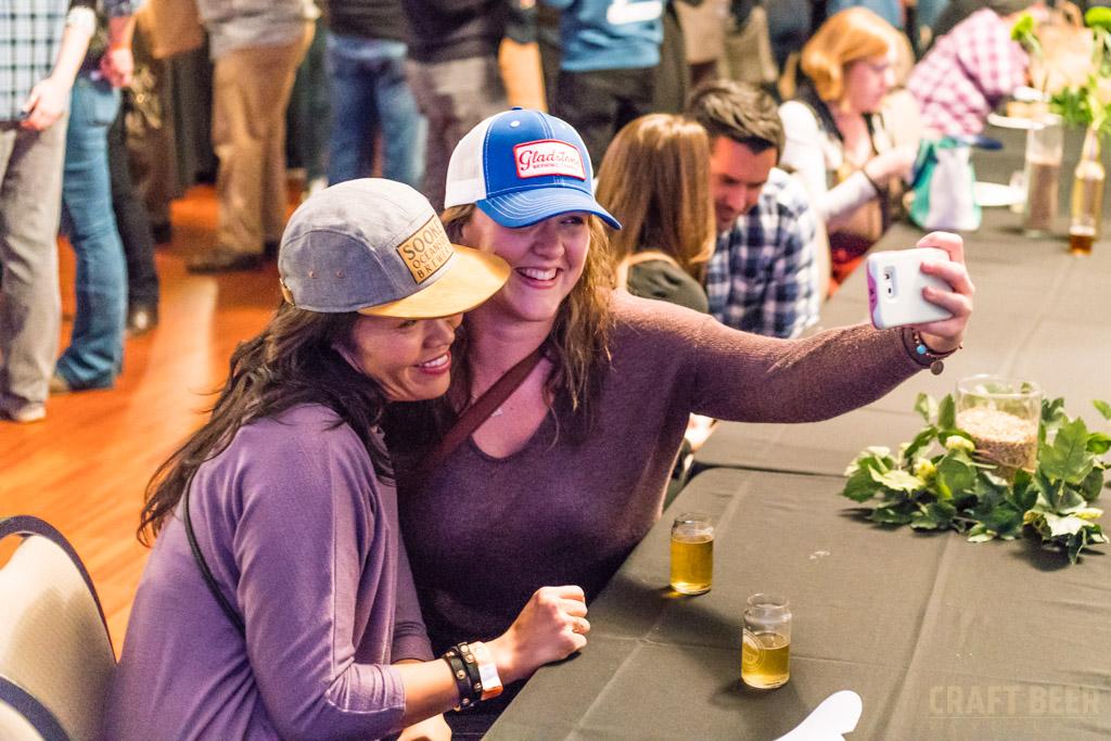 BC Beer Awards 2017 Taking a Selfie