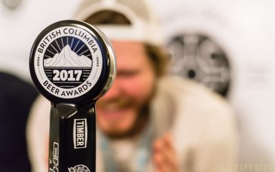 BC Beer Awards 2017 – A Toast to the Newcomers