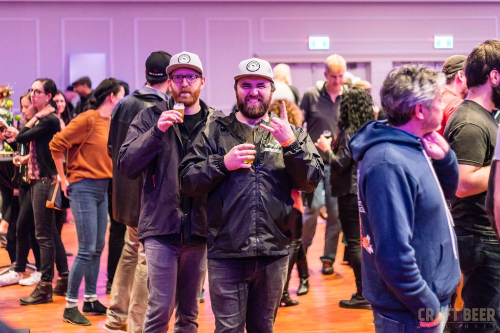 BC Beer Awards 2017 Devil Horns