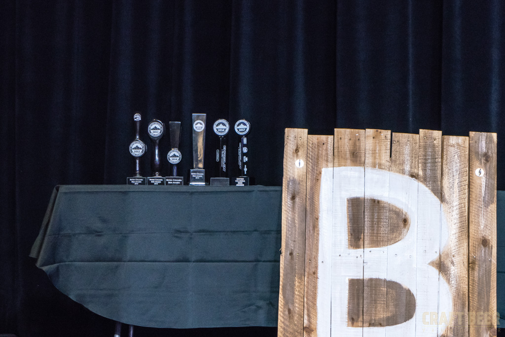 BC Beer Awards 2017 Previous Awards