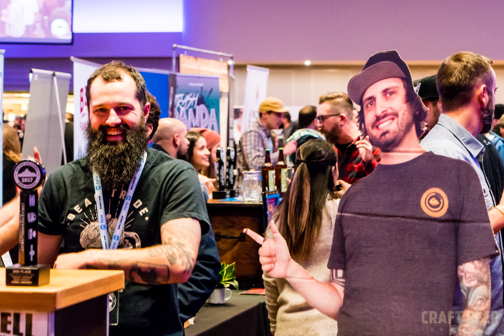 BC Beer Awards 2017 Powell Street Craft Brewery