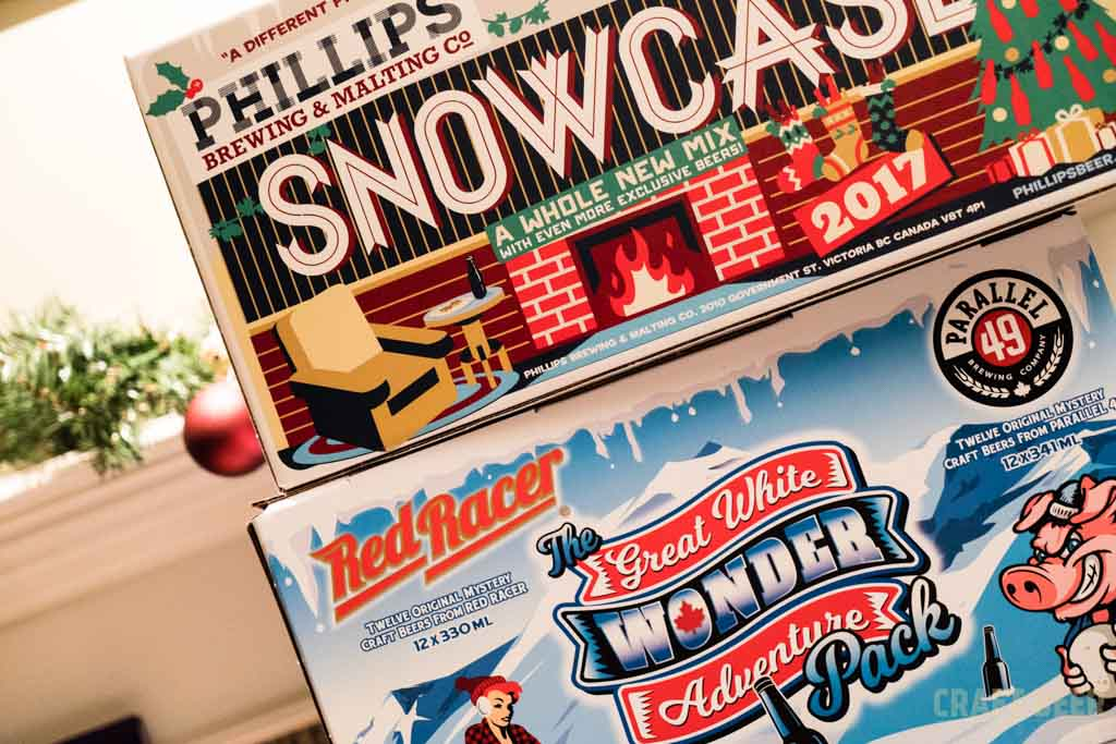 Gifts for Craft Beer Lovers Advent Calendars